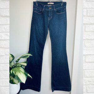 J Brand Flare Boot Cut Jeans